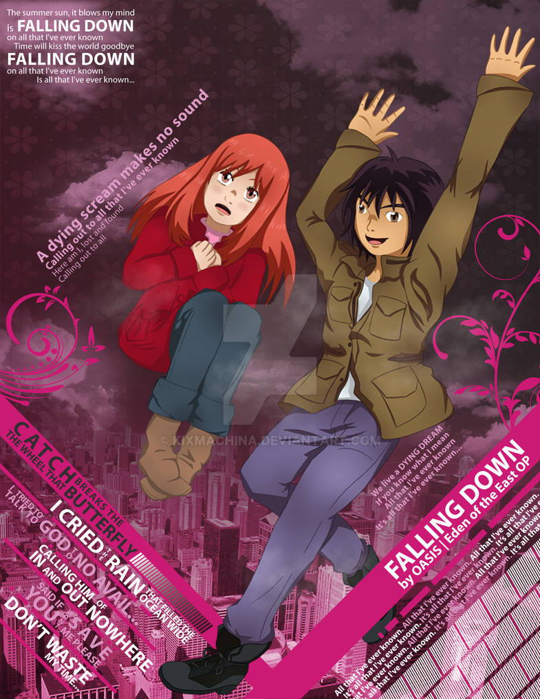 Eden of the East: Falling Down