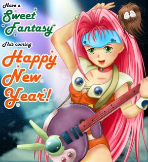 Sweet Fantasy New Year!