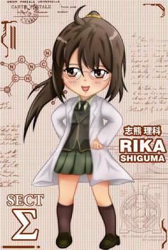 Rika Shiguma Chibi