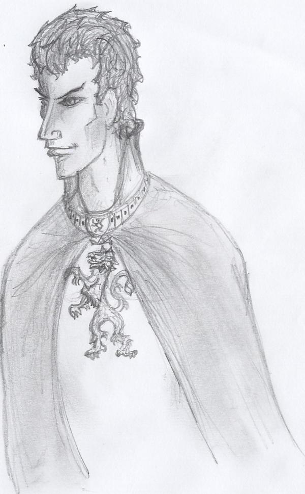 Prince Farrand by kelsinan