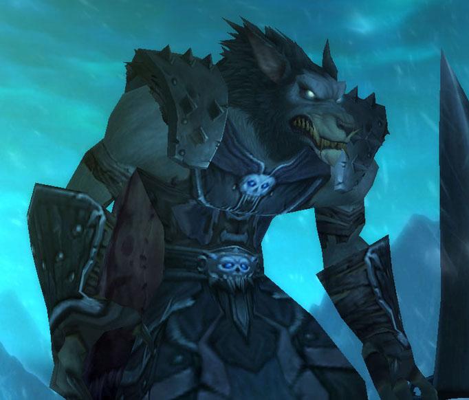 Worgen Death Knight By Vailwolf On Deviantart