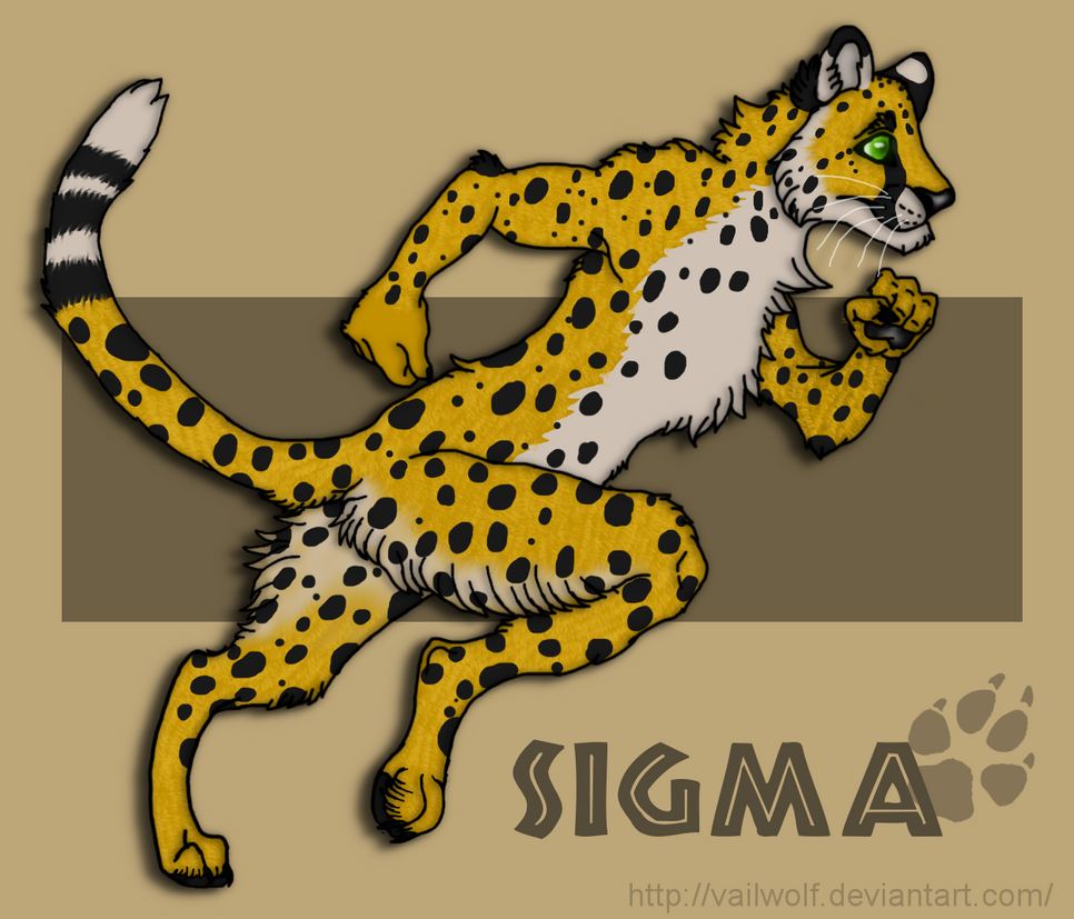 Sigma Commission by Vailwolf