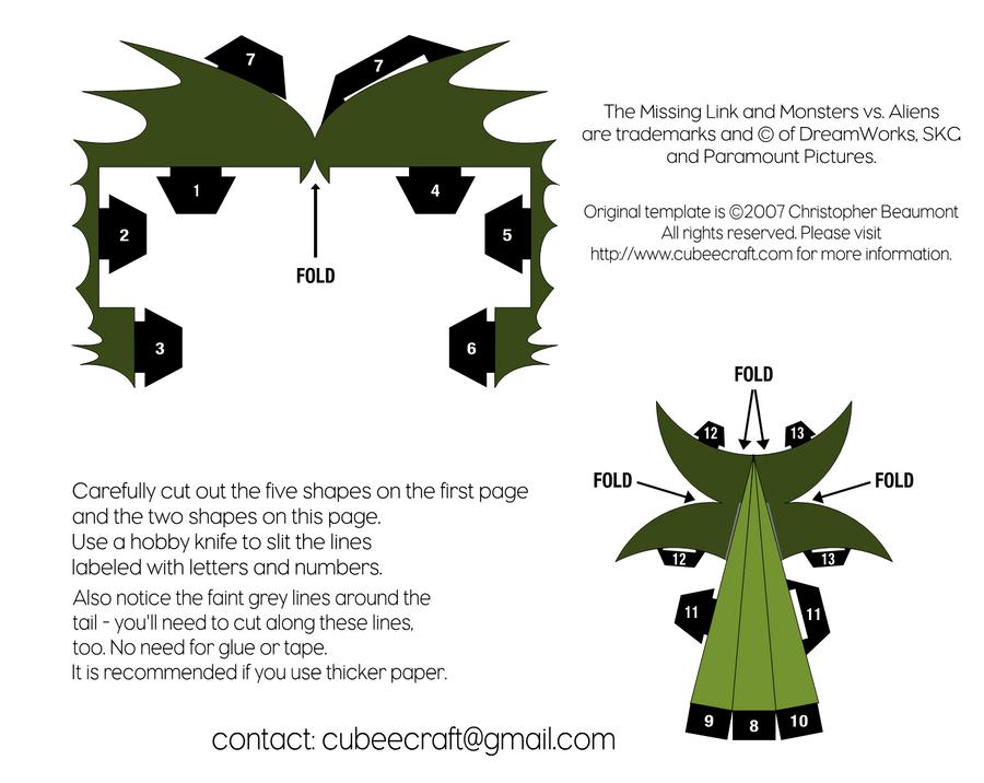 MsngLnk Cubeecraft doll sheet2 by LDEJRuff