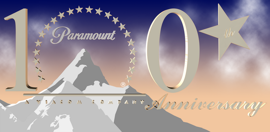 The gallery for --> Paramount 100 Years Logo