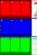 MagmaRuby-AquaSapphire Xtransciever mugshots WIP by LDEJRuff