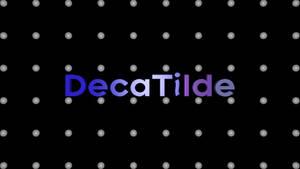 DecaTilde logo