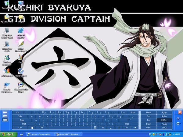 desktop II by SanadaAki