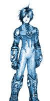 Mega Man Ring by silverlimit