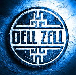 Dell Zell Emblem - Blue Slate