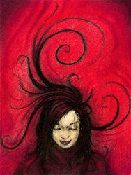 La Sua Mente E La Poesia by silverlimit