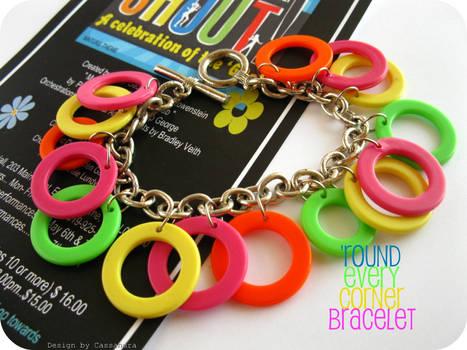 'Round Every Corner bracelet
