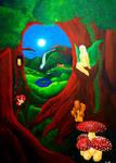 El claro del bosque by aaronubis01