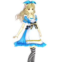 Ayesha in Wonderland