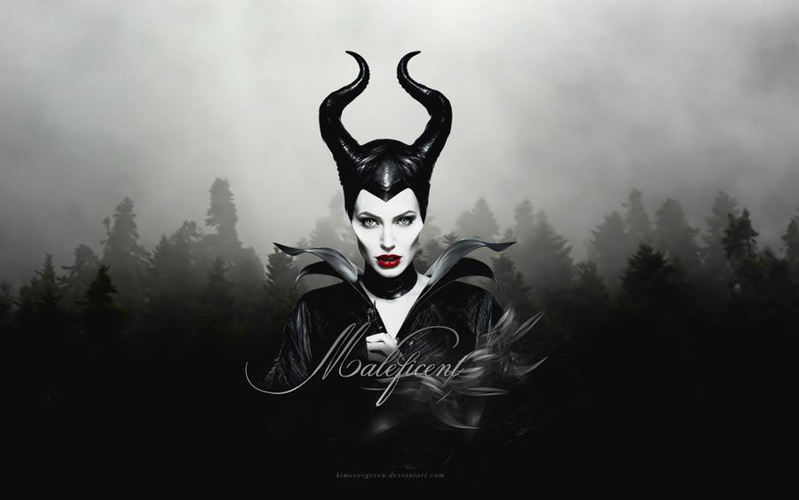 Maleficent Wallpaper by KiMEvergreeN on DeviantArt