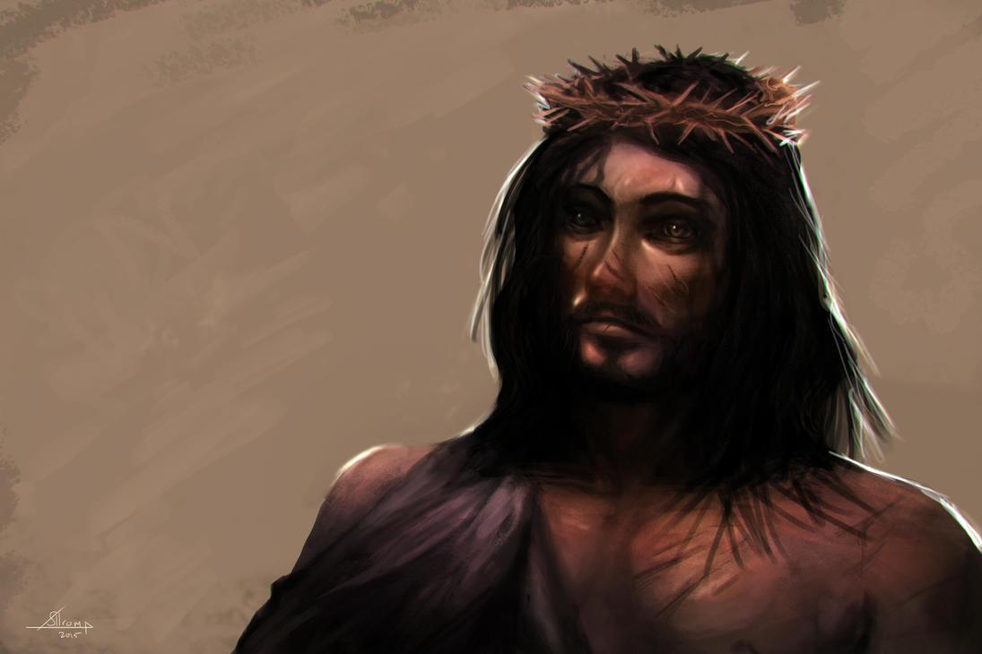 Jesus by Melancholeric