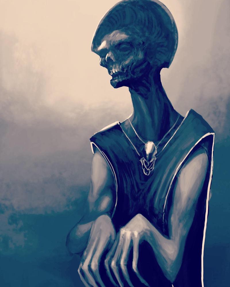 Legion by Melancholeric