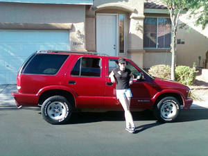 Me and my new truck