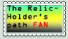 The Relic-Holder's Path Fan Stamp! by 0SilverStarDust0