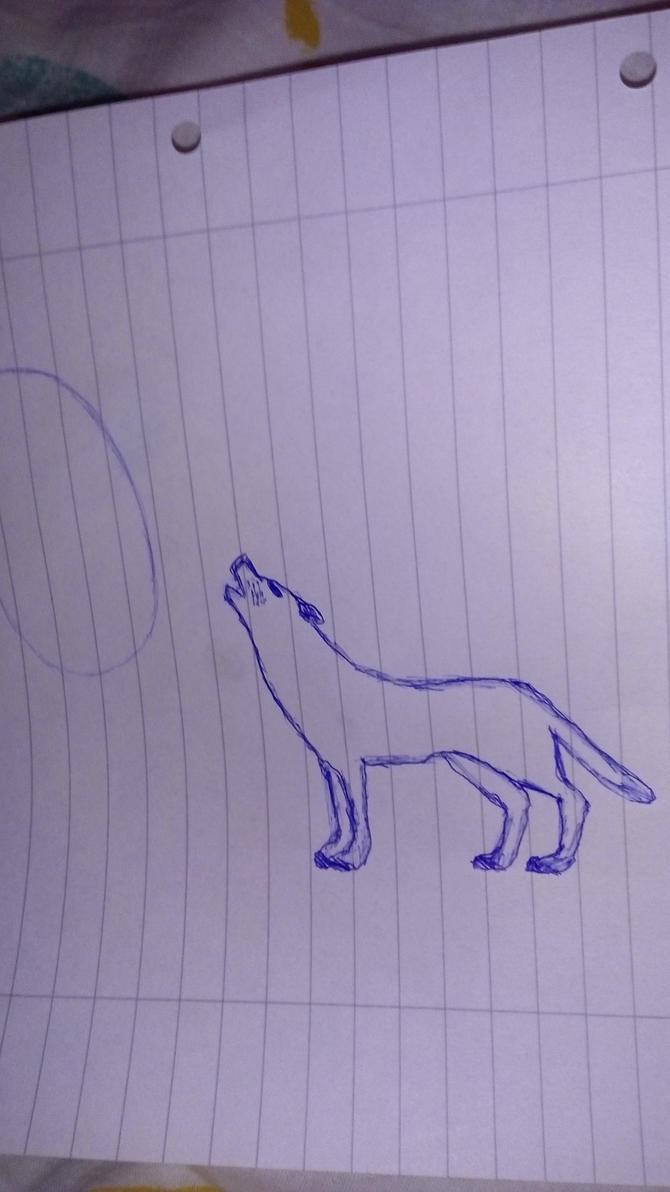 wolf by rebellen-wolf