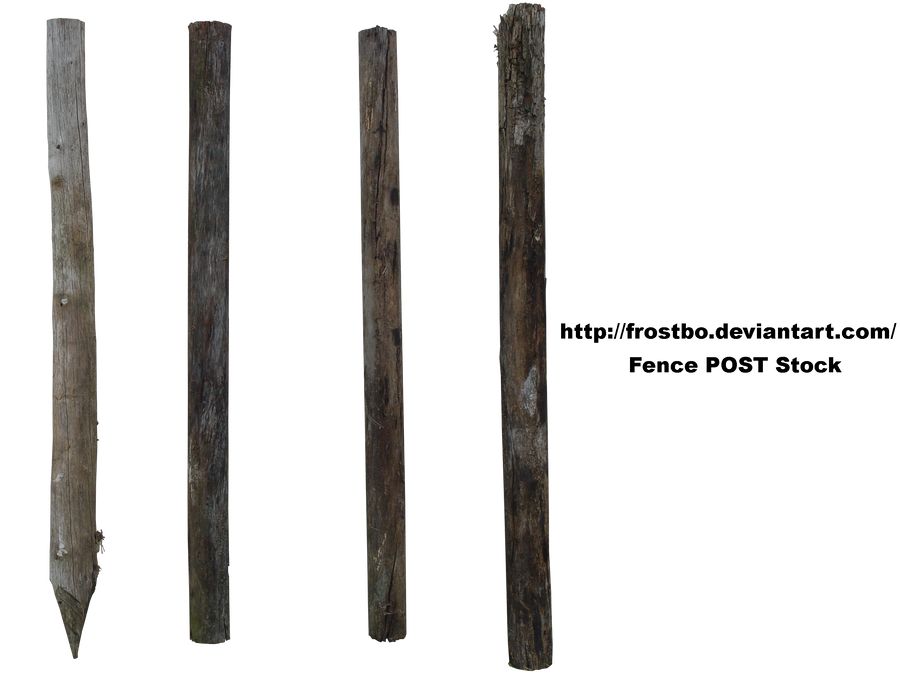 Fence POST Stock 01