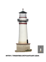 Lighthouse PNG by FrostBo