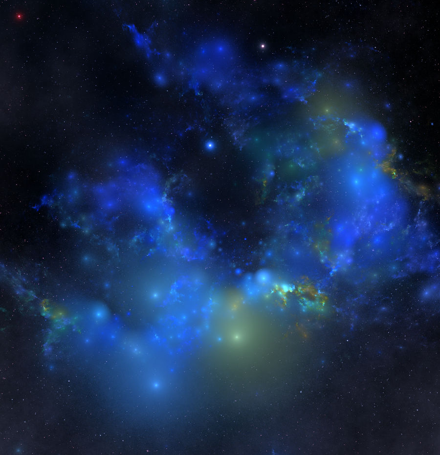 Background 26 3200X3308 Space