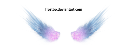 Fractal Wings Stock 01 by FrostBo