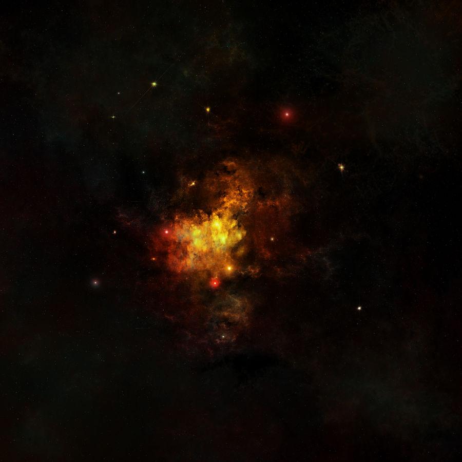 Celestial Background 23