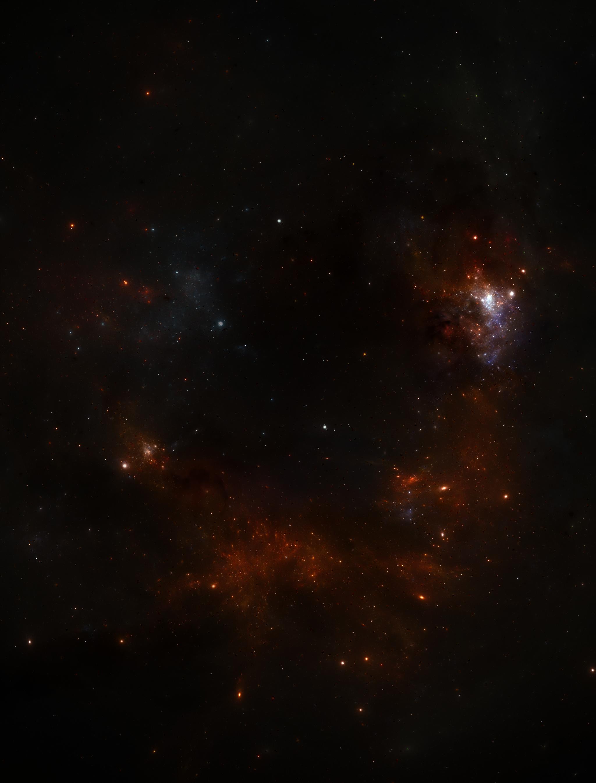 Celestial Background 51