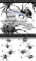 Photoshop Spider Brushes