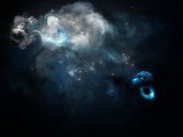 Celestial Background 56