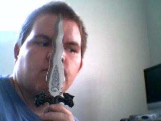 talisman dagger by finalfantasyfanvii