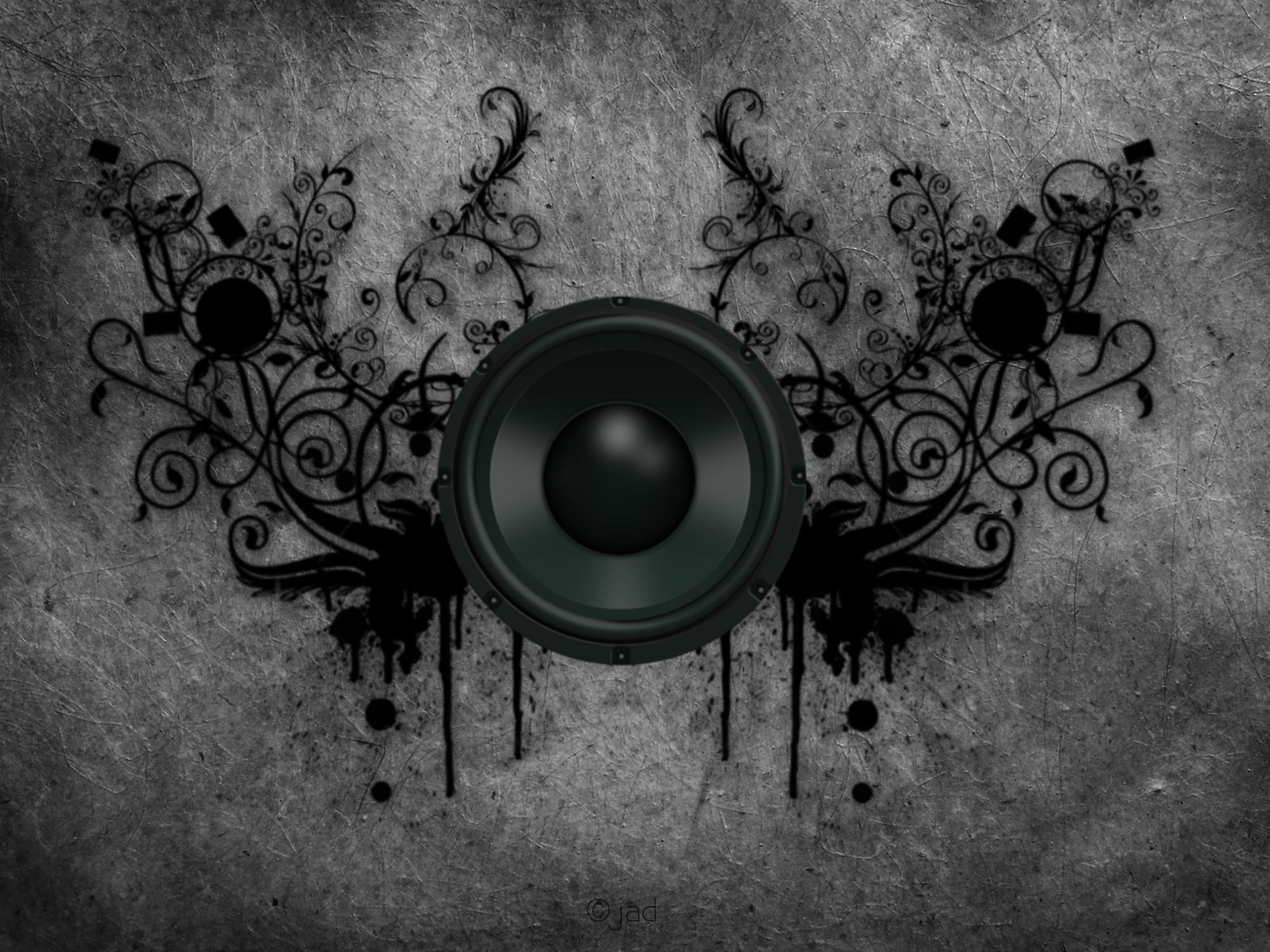 Speaker Power By JunnyAD
