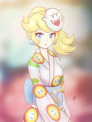 Princess Peach(Bowser's Kingdom)
