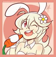 Bunny Corrin by RayDango