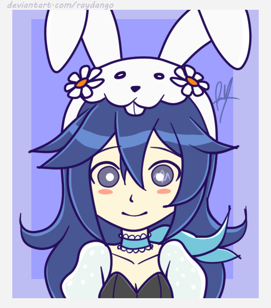 Bunny Lucina by RayDango
