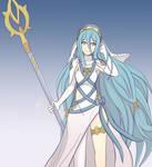 Vallite Princess(commission)