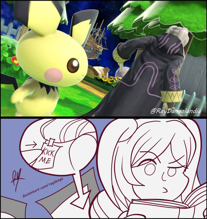 Don't Prank The Tactician by RayDango
