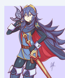 Future Princess(commission) by RayDango