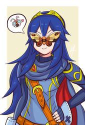 Mothra Mask(commission) by RayDango