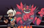 Skullgirls and Smash(commission)