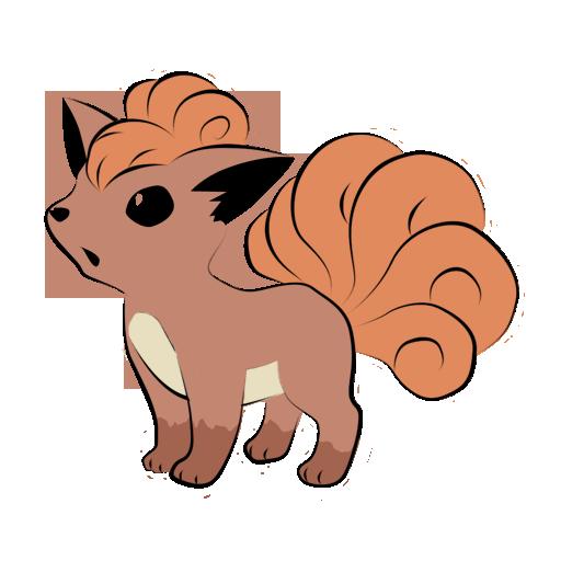 ... pokemon vulpix source http exaction deviantart com art vulpix