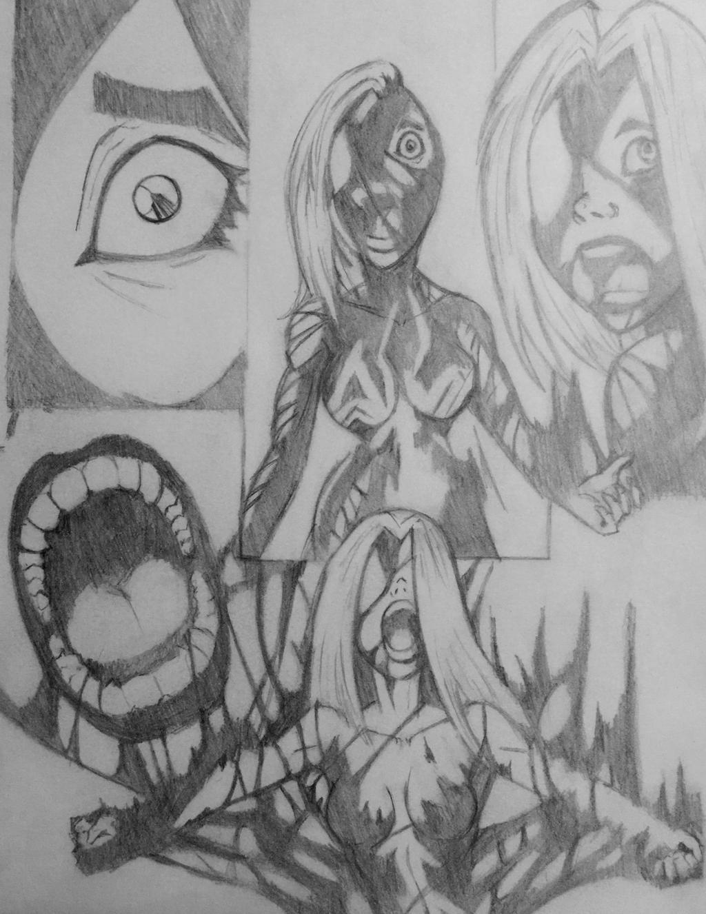 Spiderwoman 3 by diabolik0