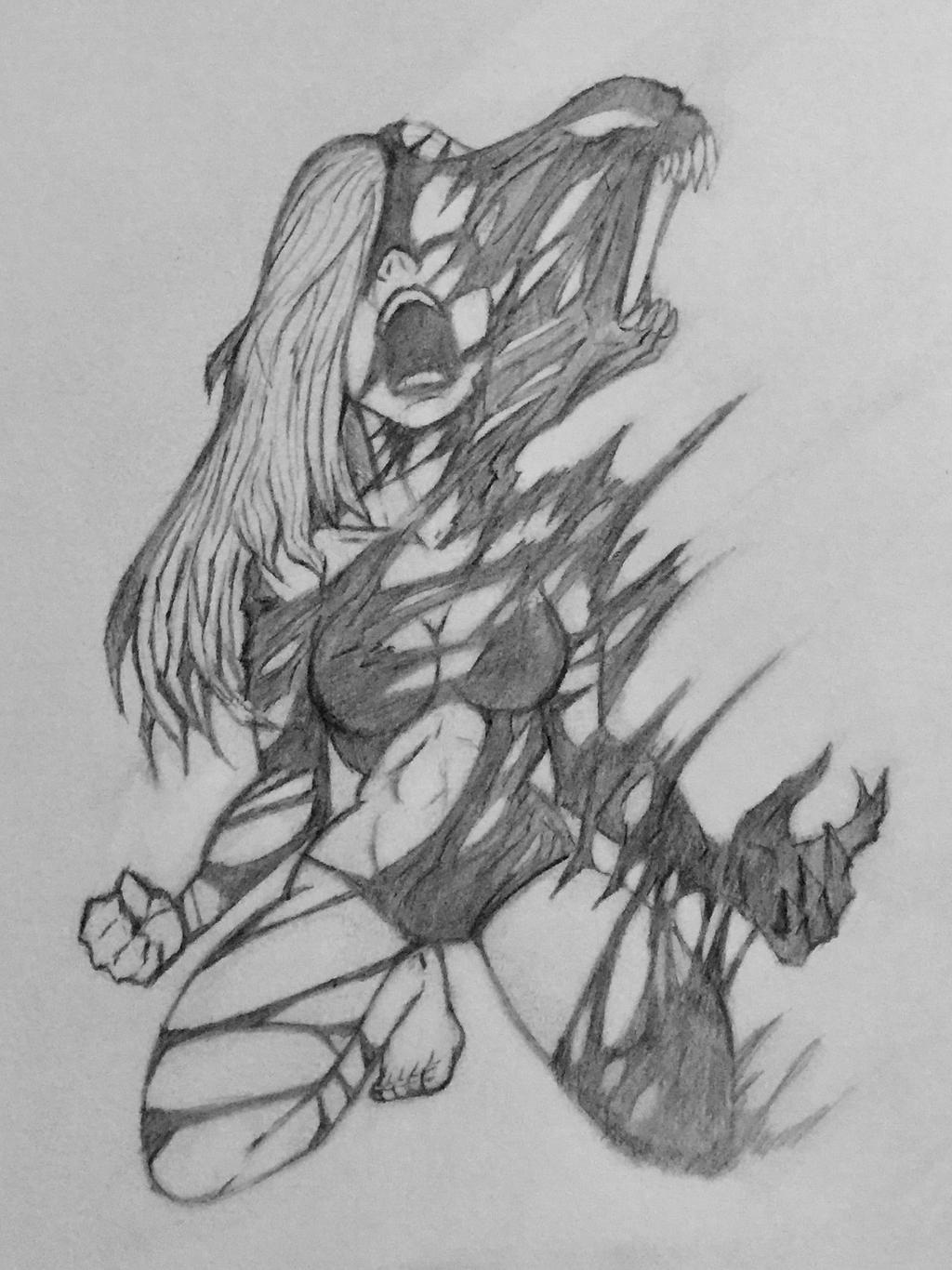 Spider woman 4 by diabolik0