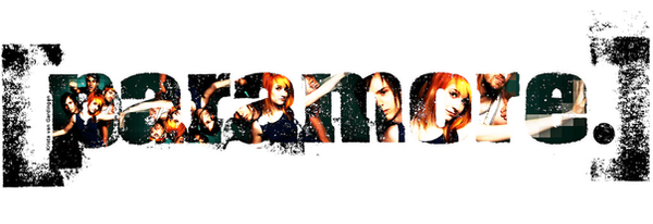 paramore logo by Butleww on DeviantArt