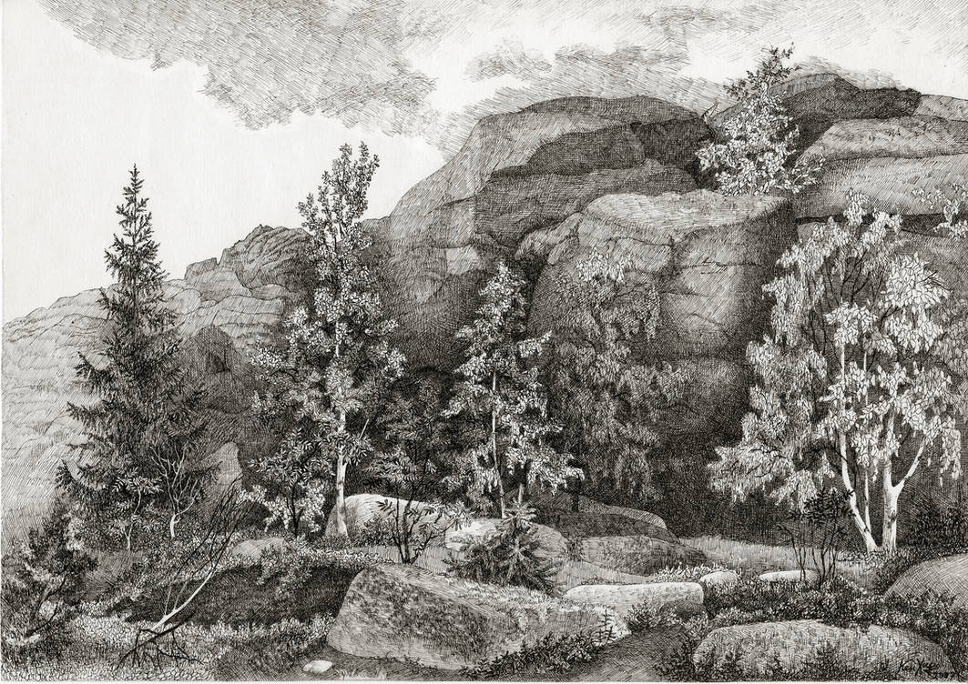 Rocks by Valentina-Mustajarvi