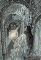 Pale light by Valentina-Mustajarvi