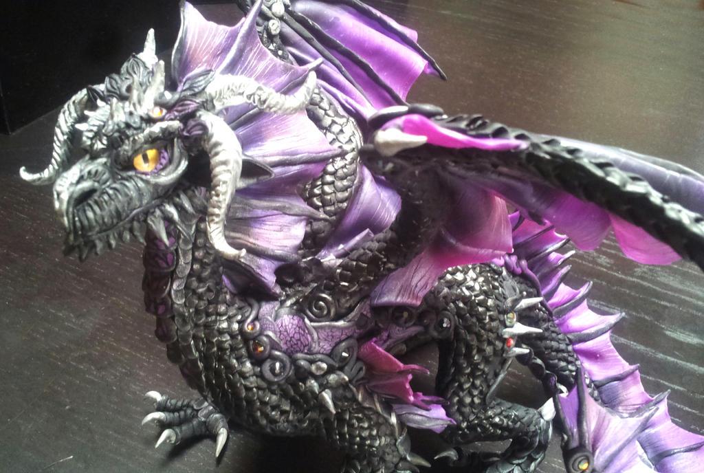 Val'Lorken Swamp Dragon by AstridMakosla