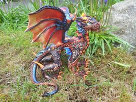 Balzalry Volcanic Dragon by AstridMakosla