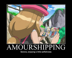 Amourshipping - Selfishness by Eins-to-Erin